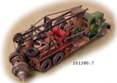 Custom Salvage Wrecker