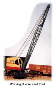 Cranes Bucyrus Erie 15-B
