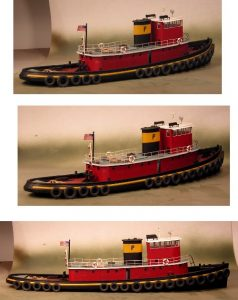 Walthers Railroad Tug Kit