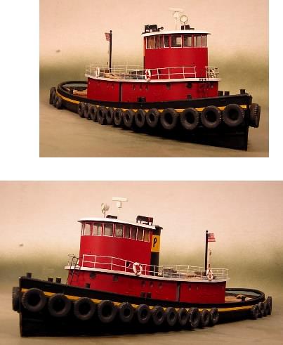 Walthers Railroad Tug Kit