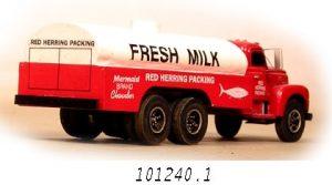 Milk Transportation