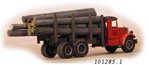 Logging Trucks